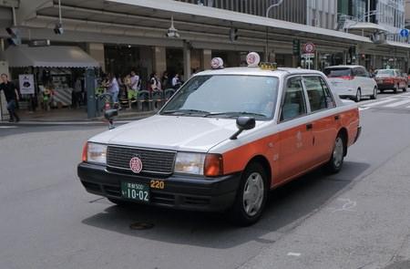 40万キロを走る日本のタクシー